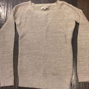 Super comfortable cotton sweater